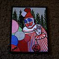 John Wayne Gacy Painting Embroidered Patch
