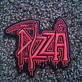 Death To False Pizza - Death Tribute Patch
