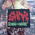 GWAR - Scumdogs of the Universe  Patch