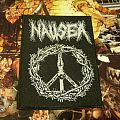 Nausea Woven Patch For Trade