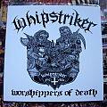 """Whipstiker / Skull And Bullets 7"""" Split Tape / Vinyl / CD / Recording etc"""