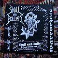 """Skull And Bullet / Besthöven 7"""" Split Tape / Vinyl / CD / Recording etc"""