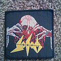 Sodom - Patch - Sodom Obsessed By Cruelty Woven Patch