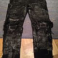 Framtid - Battle Jacket - Leather jeans