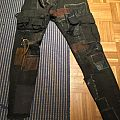 None - Battle Jacket - old shitty pants