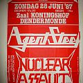 Nuclear Assault - Other Collectable - vintage poster's