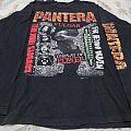 Pantera - TShirt or Longsleeve - pantera - long sleeve sum 3 albums