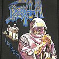 Death - Patch - Death - Leprosy Backpatch