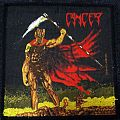 Cancer - Patch - Cancer - Death Shall Rise Patch 1991