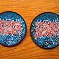Morbid Angel - Patch - Morbid Angel circle patches
