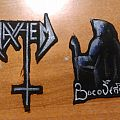 Mayhem - Patch - Mayhem and Bucovina small shapes