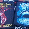 Paradise Lost - Patch - Paradise Lost and Suffocation