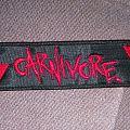 Carnivore - Patch - Carnivore stripe