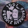 Fenriz - Patch - 100% Fenriz Approved