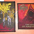 Death - Patch - Death and Grave for Judas Priestess
