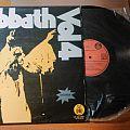 Black Sabbath - Tape / Vinyl / CD / Recording etc - Black Sabbath Vol 4 LP