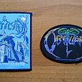 Mortician and Obituary for SABBATRINITY Patch
