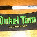 Onkel Tom - Ex Und Hopp patch