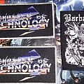 Children Of Technology - Patch - CoT/Barbarian gig haul