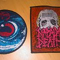 Obituary - Patch - New stuff for trade
