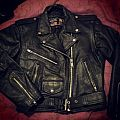 Leather jacket (for sale)