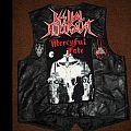 Battle Jacket - Mercyful Fate/Bestial Holocaust Vest; NunShallDefy