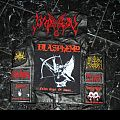 Battle Jacket - Blasphemy/Impiety Vest; Baphomet-Commanding for Death