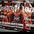 Incantation - Other Collectable - Polish metal show poster