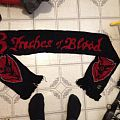3 inches of blood scarf Other Collectable