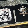 Metallica - TShirt or Longsleeve - Metallica and Iron Maiden shirts
