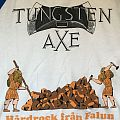 Tungsten Axe (SWE) Baseball Shirt