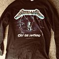 Metallica - Ride The Lightning Sweatshirt