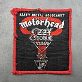 Heavy Metal Holocaust 81 festival patch