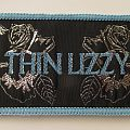 Thin Lizzy - Black Rose Vintage Patch