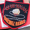 gehennah shield patch