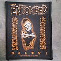 entombed patch ride n shoot