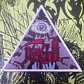 Death Symbolic Triangle Patch