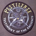 Testimony of the Ancients Vintage Patch