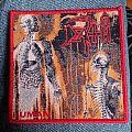 Death - Patch - Death Human Bootleg