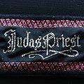 Vintage Judas priest logo patch