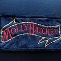 Molly Hatchet logo patch