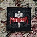 Manowar - Patch - Manowar - Sign Of The Hammer patch