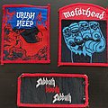 Uriah Heep - Patch - Patches for: fuckenscooter02