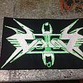 VEKTOR- custom embroidered patch (big)