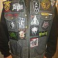 Amon Amarth - Battle Jacket - battle jacket started