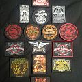 Amon Amarth  patch collection (small patches)