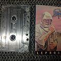 DEATH- leprosy cassette tape Tape / Vinyl / CD / Recording etc