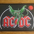 AC/DC Monsters of Rock patch