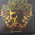 Amon Amarth- Loki patch