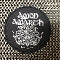 AMON AMARTH- Odin circular patch